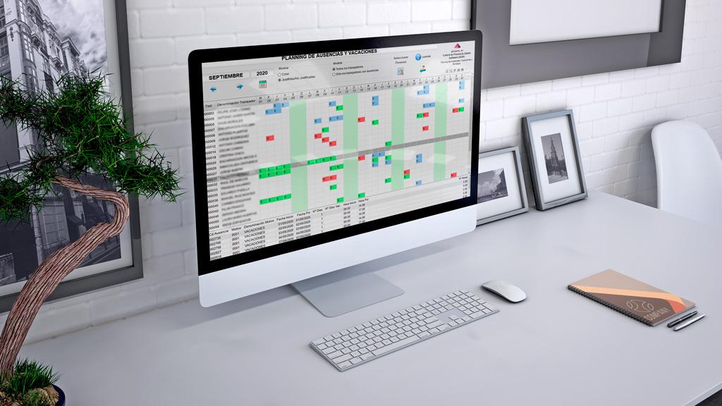 software control asistencia