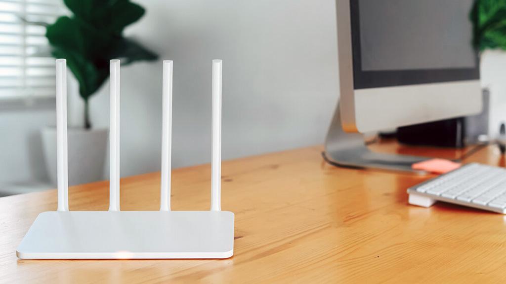 desconectar router