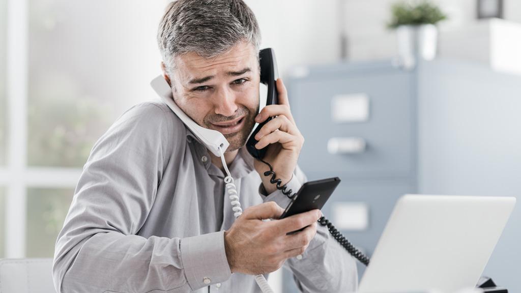 ¿Sufre estrés tecnológico? ¿Necesita una desconexión?