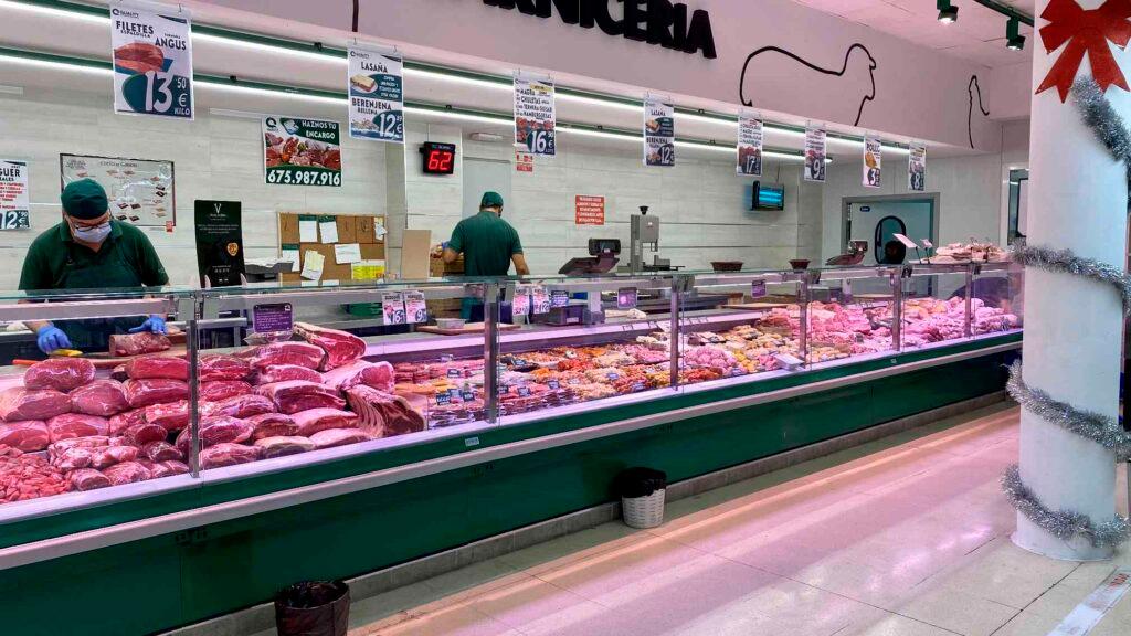 Carnicería Grupo Biofres Quality Supermercados