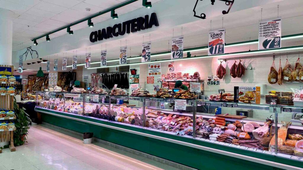 Charcutería Grupo Biofres Quality Supermercados