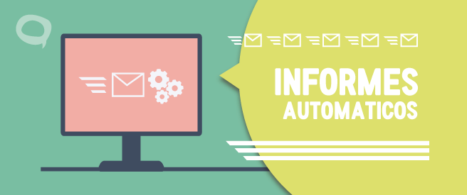 Software ERP informes programados por email