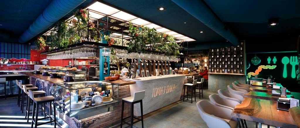 Toma y Daka Restaurante