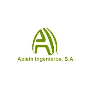 Logo Aplein Ingenieros, S.A.