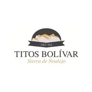 Logo TITOS BOLÍVAR