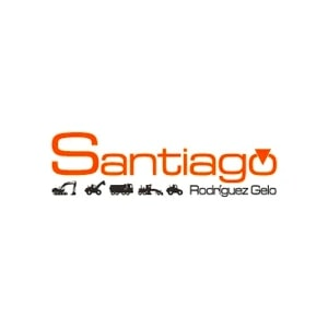 Logo Transportes Santiago