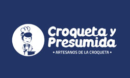 logo croqueta y presumida
