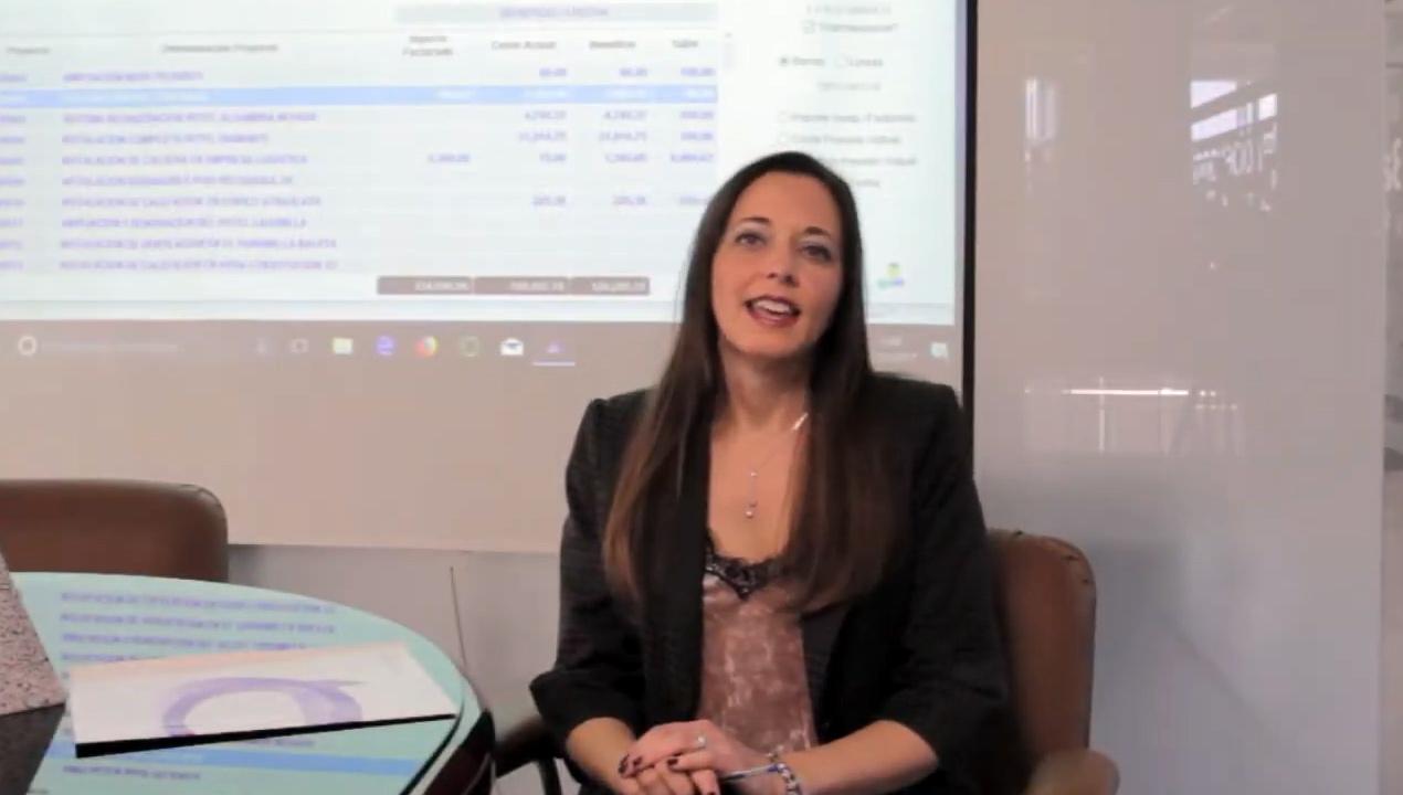 Vídeo ERP Ingeniería Galdón Software