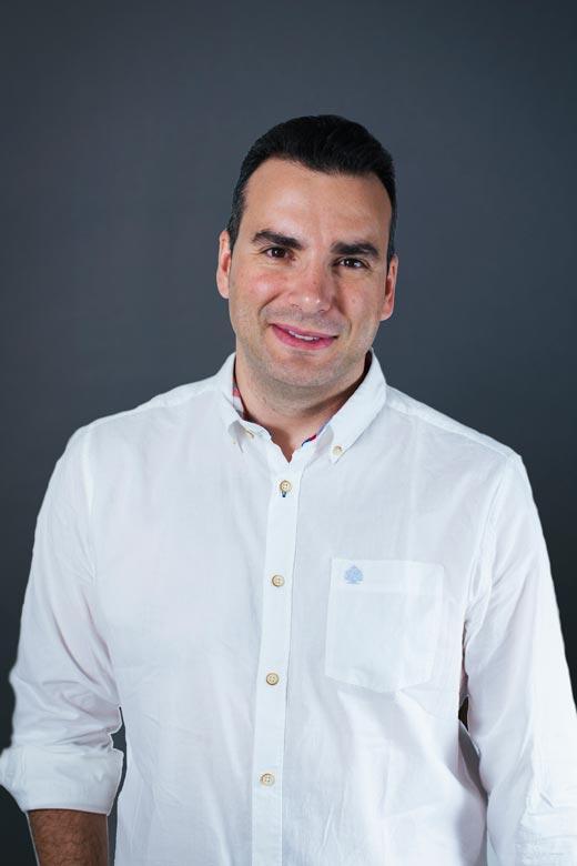 Raúl Marcos - Galdón Software