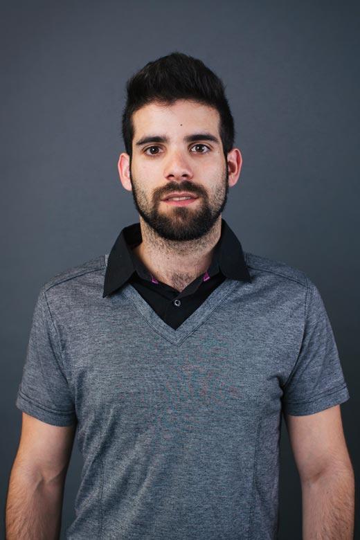 Sergio Caballero - Galdón Software