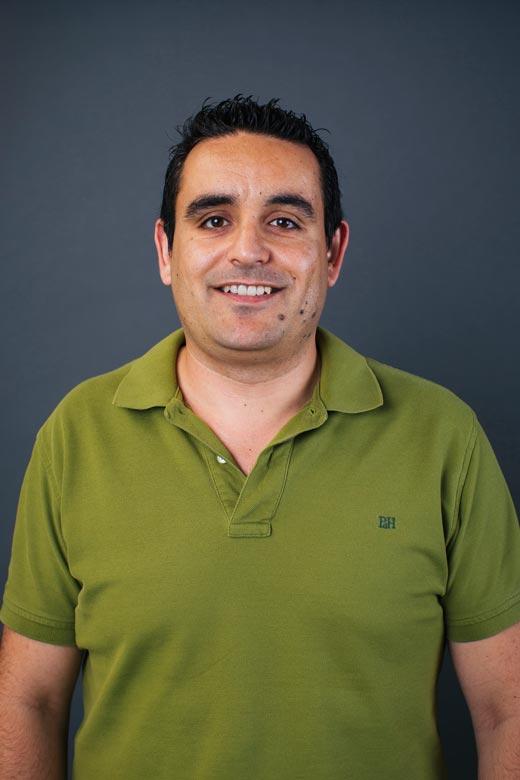 Sergio Medina - Galdón Software