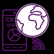 Icono análisis global
