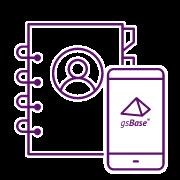 Software CRM - Icono agenda integrada