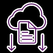 APP Control de Presencia - Icono Cloud