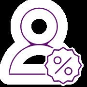 APP eCommerce - Icono precios personalizados