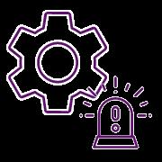 Software Flota de Vehículos - Icono incidencias y averías