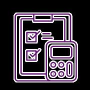 APP Gestión de Repartos - Icono liquidación repartidor