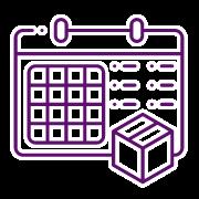 SGA Sistema de Gestión de Almacenes - Icono movimientos de artículos