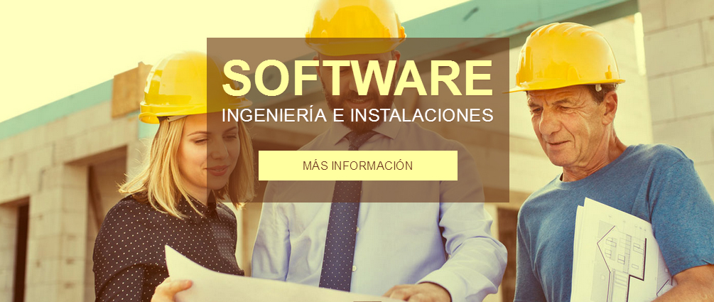 software ingeniería instalaciones