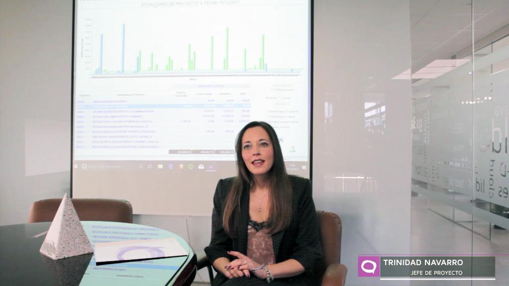 Entrevista Trinidad Navarro Software de Gestión para empresas de Ingeniería e Instalaciones