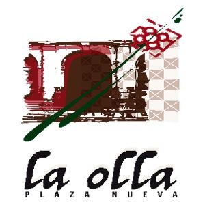 Logo La Olla Plaza Nueva