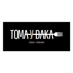 Logo Toma y Daka