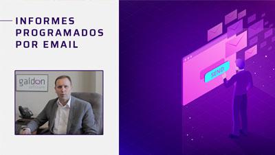 Video - Enviar Informes Programados por Email