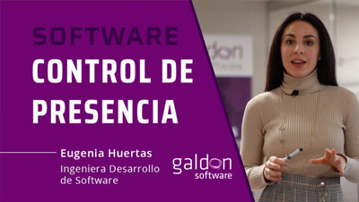 Video - Software de Control de Presencia