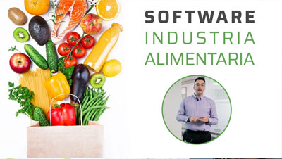Video - Software Industria Alimentaria. ERP Alimentación