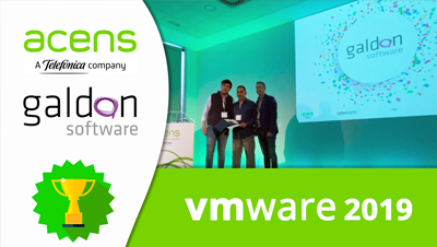 Video - Galdón Software premio VMware 2019